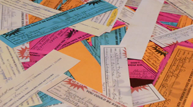 Hand Written Sweepstakes - Mailing Lists - Business Lists
